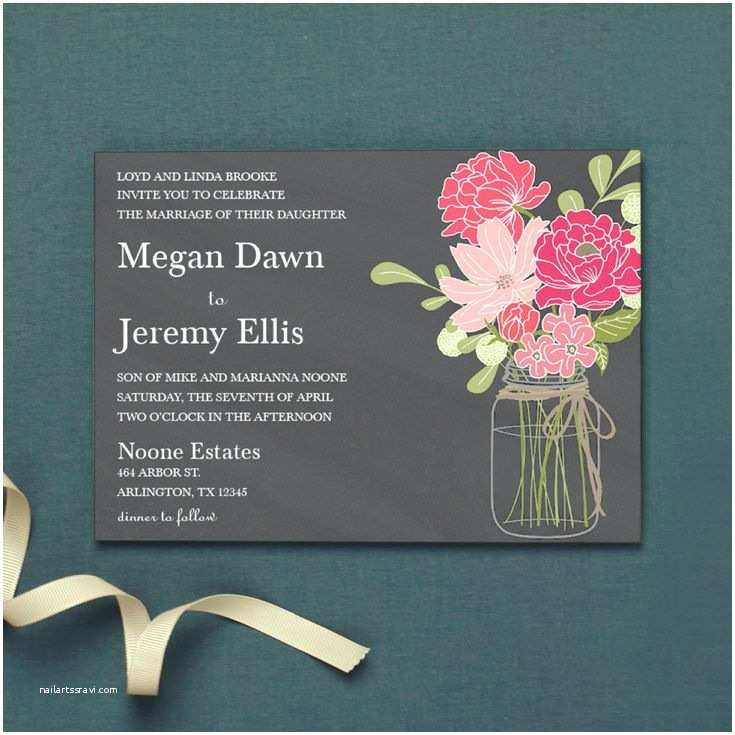 Cheap Wedding Invitations Walmart Rustic Countryside Floral Wedding Invitations Exclusively From Walmart Stationery Looking for