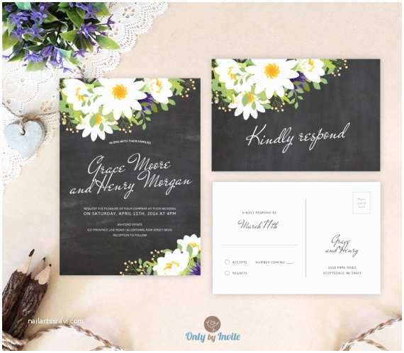 Cheap Wedding Invitations with Free Response Cards Cheap Wedding Invitations with Rsvp Under $2 or Less