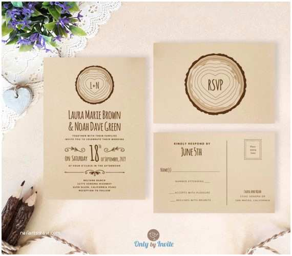 Cheap Wedding Invitations with Rsvp Cards Included Cheap Wedding Invitations with Rsvp Under $2 or Less