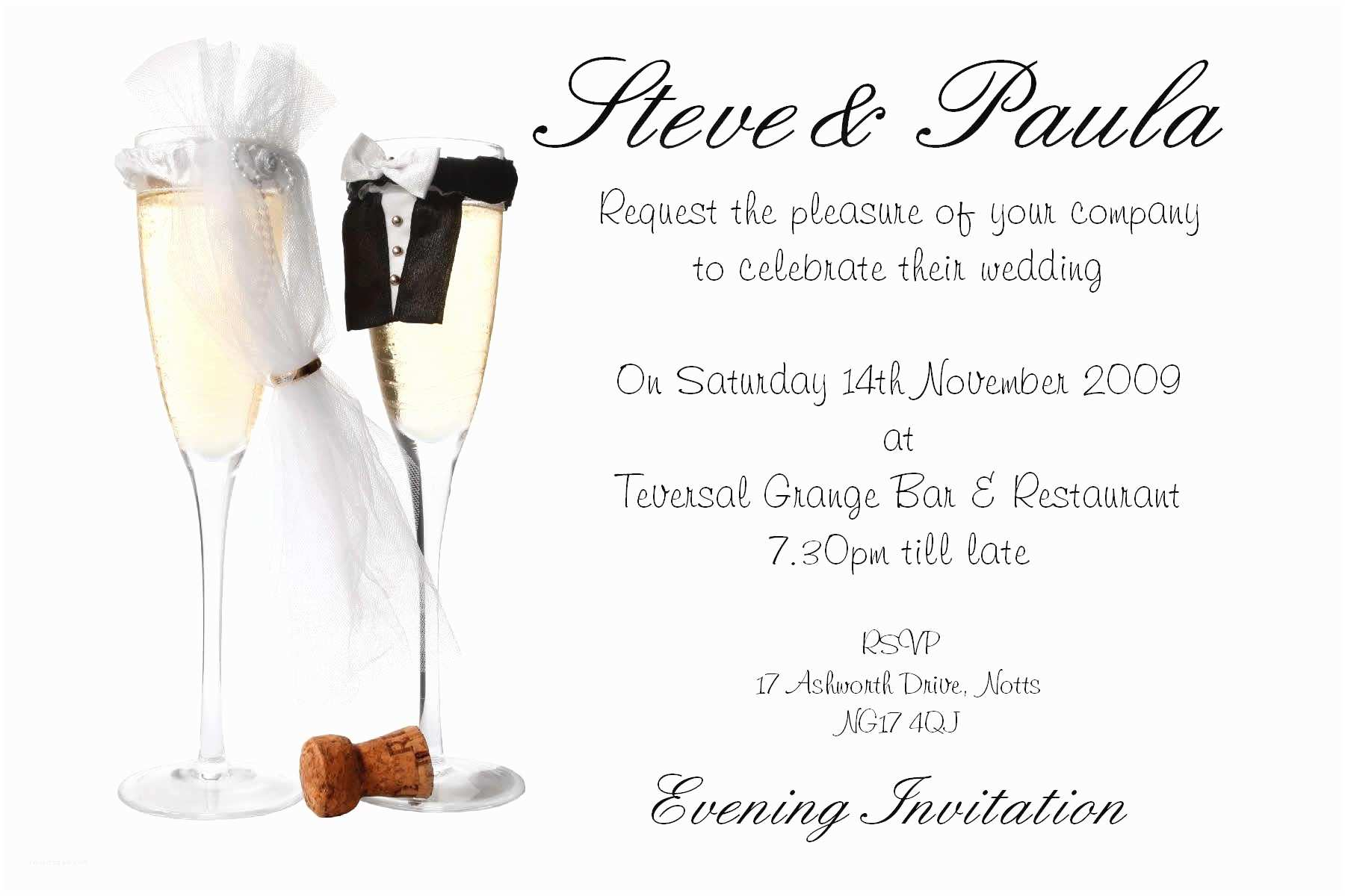 Cheap Wedding Reception Invitations Wedding Invitation Wording Wedding Invitation Templates Cheap