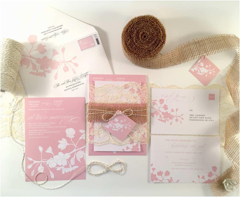 Cherry Blossom Wedding Invitations Cherry Blossom Wedding Invitation Spring Wedding Invitations