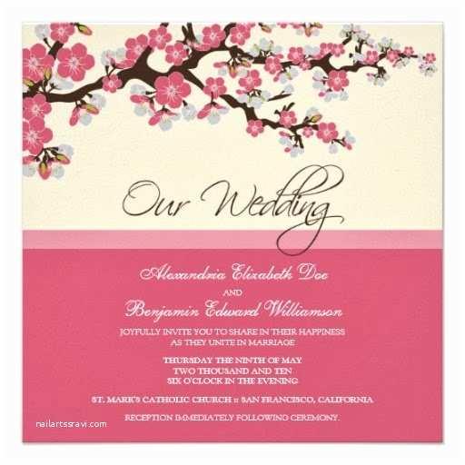 Cherry Blossom Wedding  Cherry Blossom Wedding
