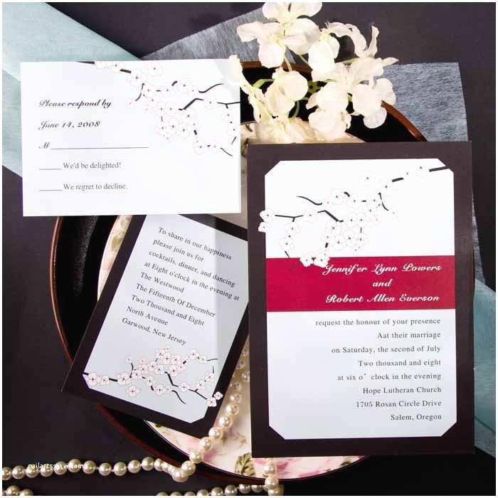 Cherry Blossom Wedding  Spring Themed Wedding