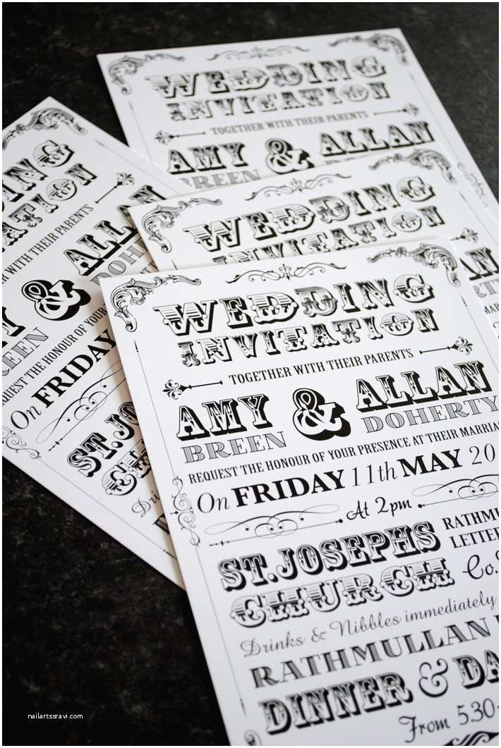 Chic Wedding Invitations Magnificent Vintage Style Wedding Invitations