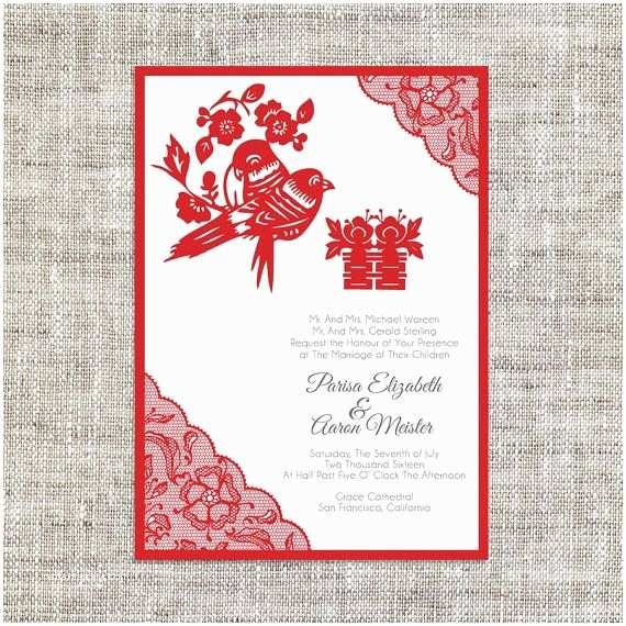Chinese Wedding Invitation 25 Best Ideas About Chinese Wedding Invitation On