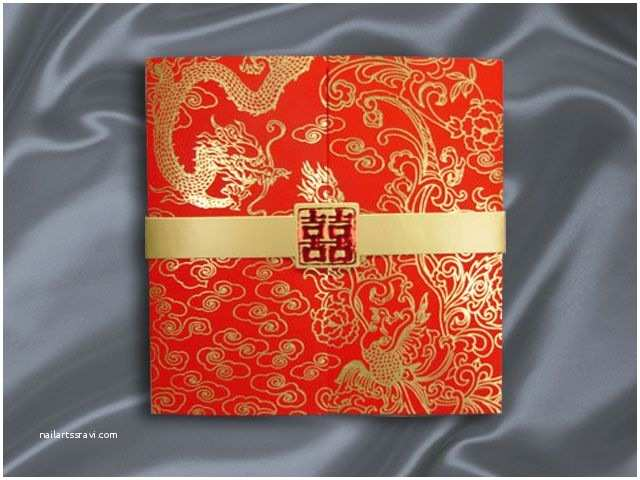 Chinese Wedding Invitations 25 Best Ideas About Chinese Wedding Invitation On