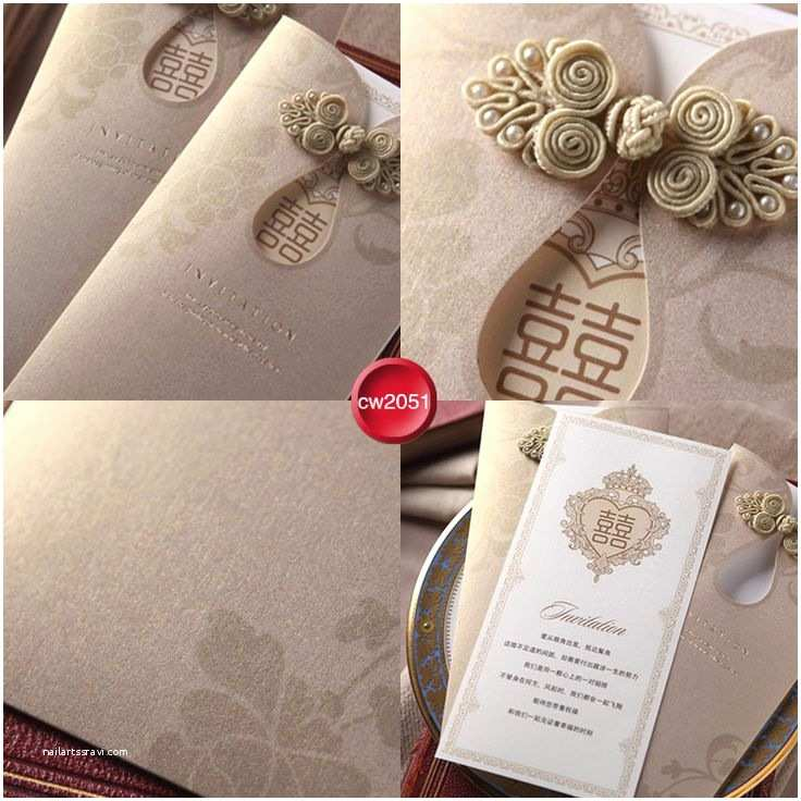 Chinese Wedding Invitations Best 25 Chinese Wedding Invitation Ideas On Pinterest