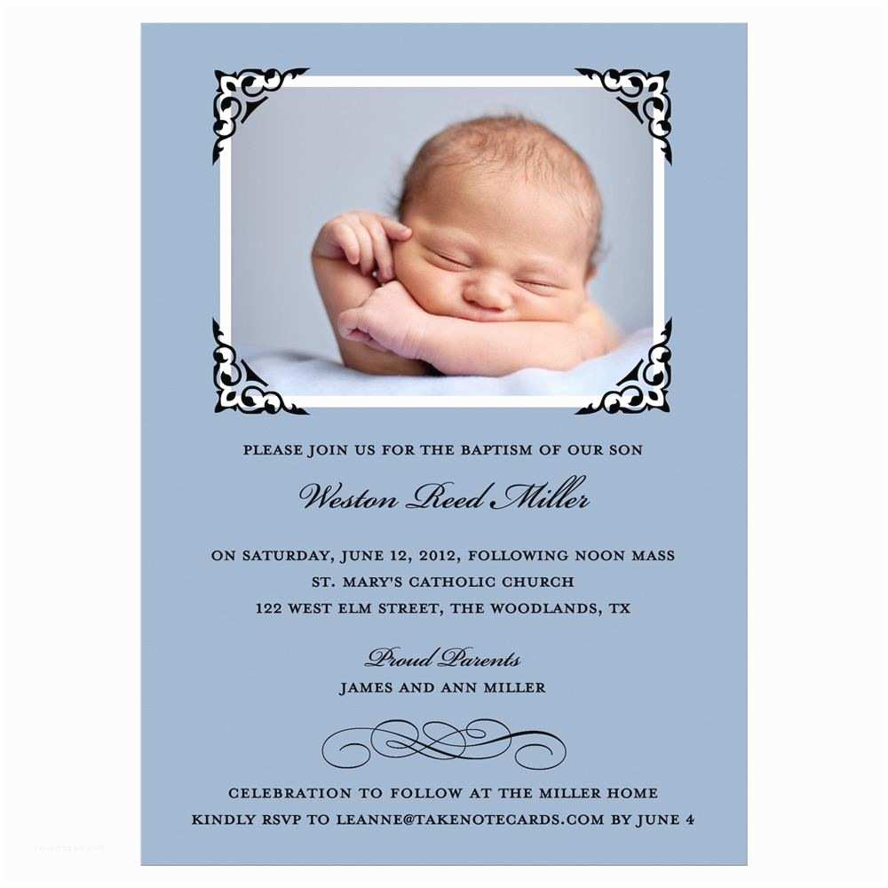 Christening Invitation Wording Sample Invitations for Baptism In Spanish
