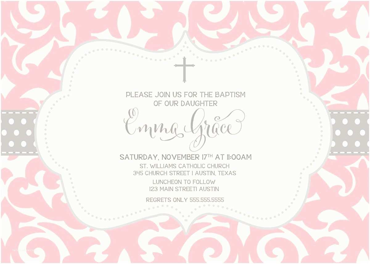 baptism invitation background