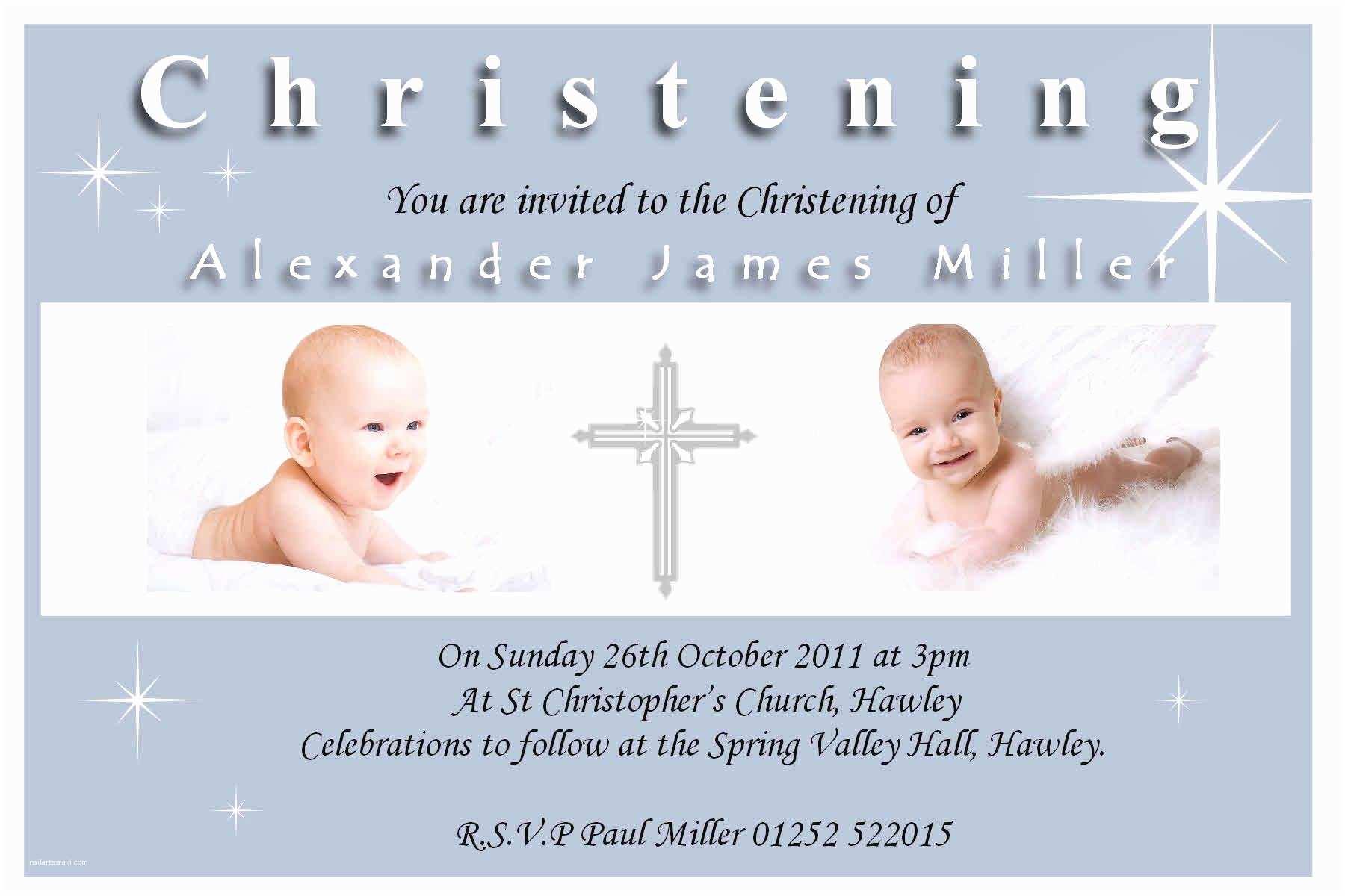 Christening Invitations Baptism Invitation Template Baptism Invitation Blank