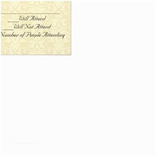 Christian Wedding Invitations Golden Rings Christian Wedding Rsvp Card Custom Invitations