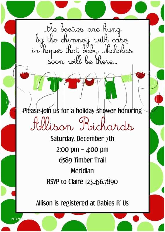 Christmas Baby Shower Invitations 1000 Images About Christmas Cards On Pinterest