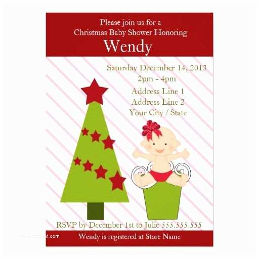 Christmas Baby Shower Invitations 26 Best Christmas Baby Shower Invitations Images On