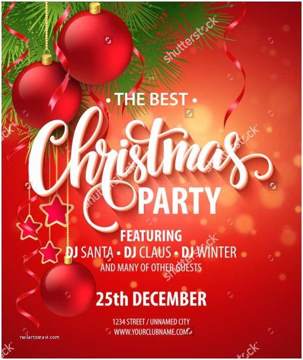 Christmas Party Invitation Template 21 Christmas Party Invitation Templates Free Psd