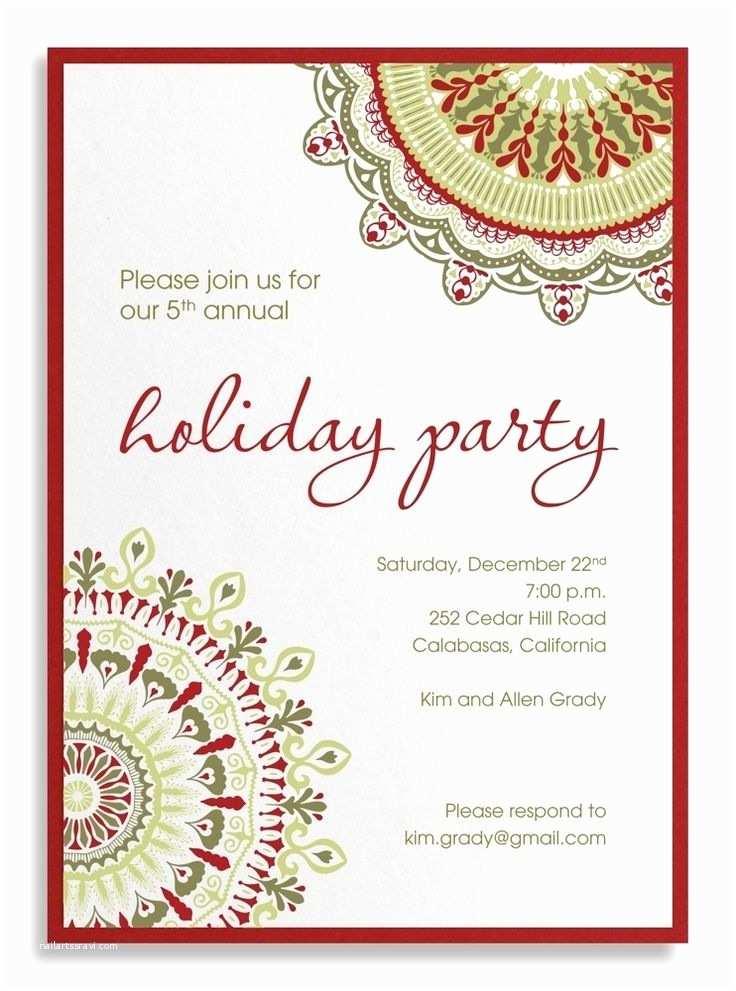 Christmas Party Invitation Wording Christmas Party Invitation Wording
