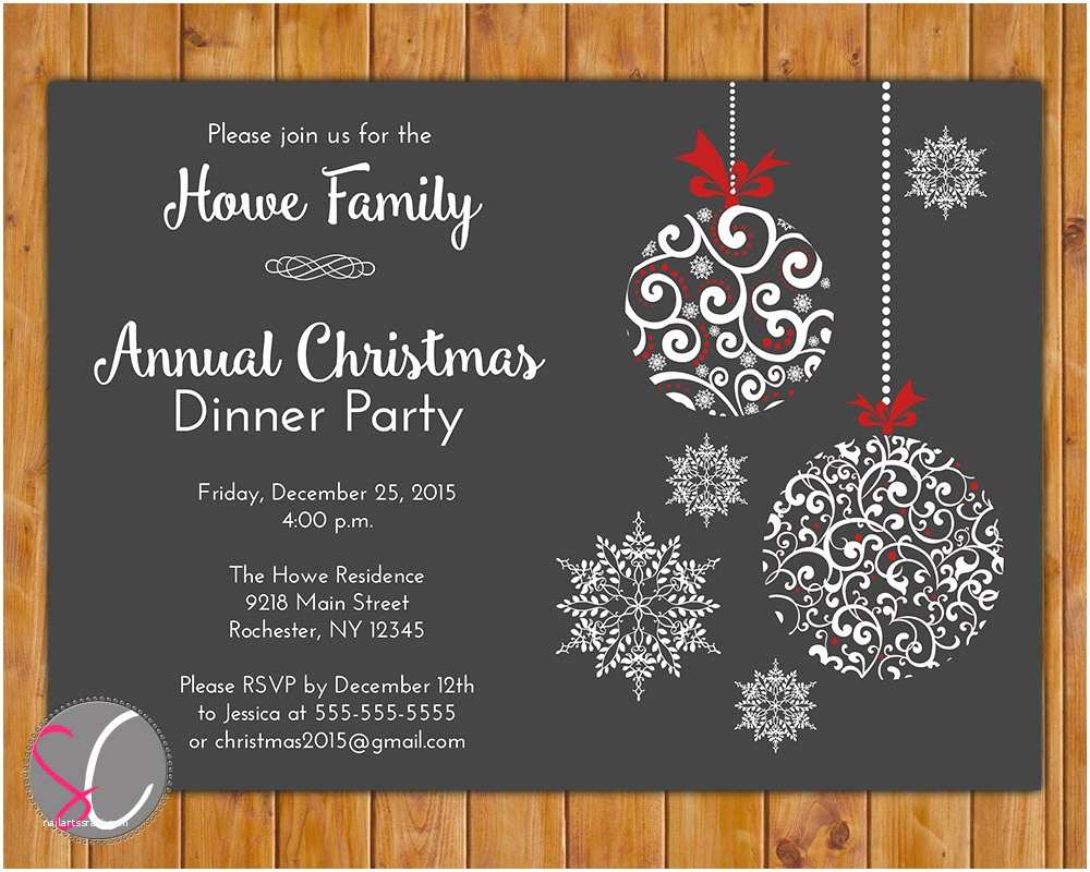 Christmas Party Invitations Annual Christmas Party Invitations Mickey Mouse
