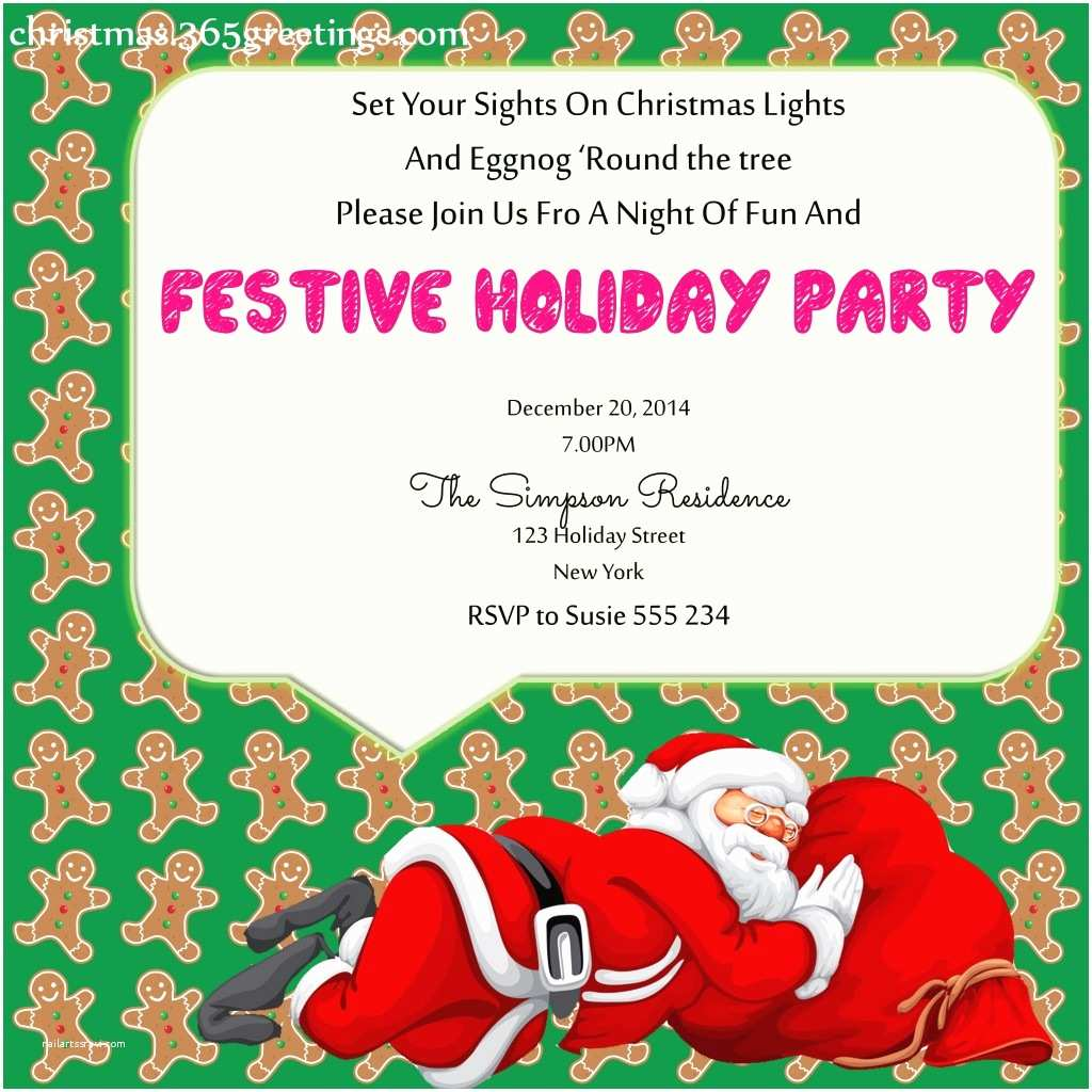 Christmas Party Invitations Christmas Party Invitation Ideas Christmas Celebration