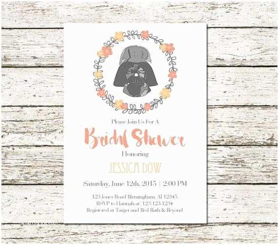 Christmas themed Wedding Shower Invitations Best 25 Star Wars Invitations Ideas On Pinterest