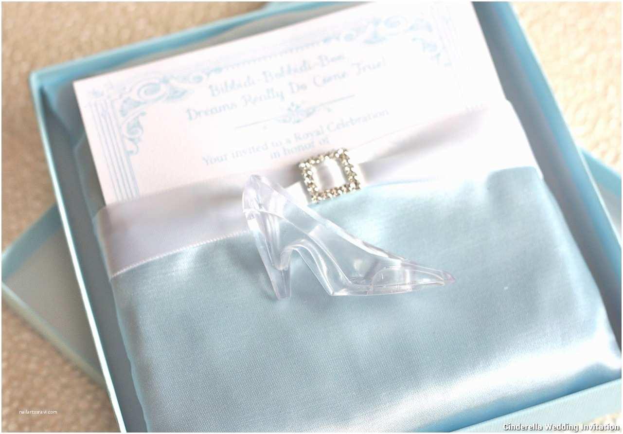 Cinderella Wedding Invitations Breathtaking Cinderella Wedding Invitations