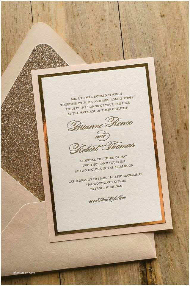 Classy Wedding Invitations Diy Elegant Wedding Invitations — C Bertha Fashion