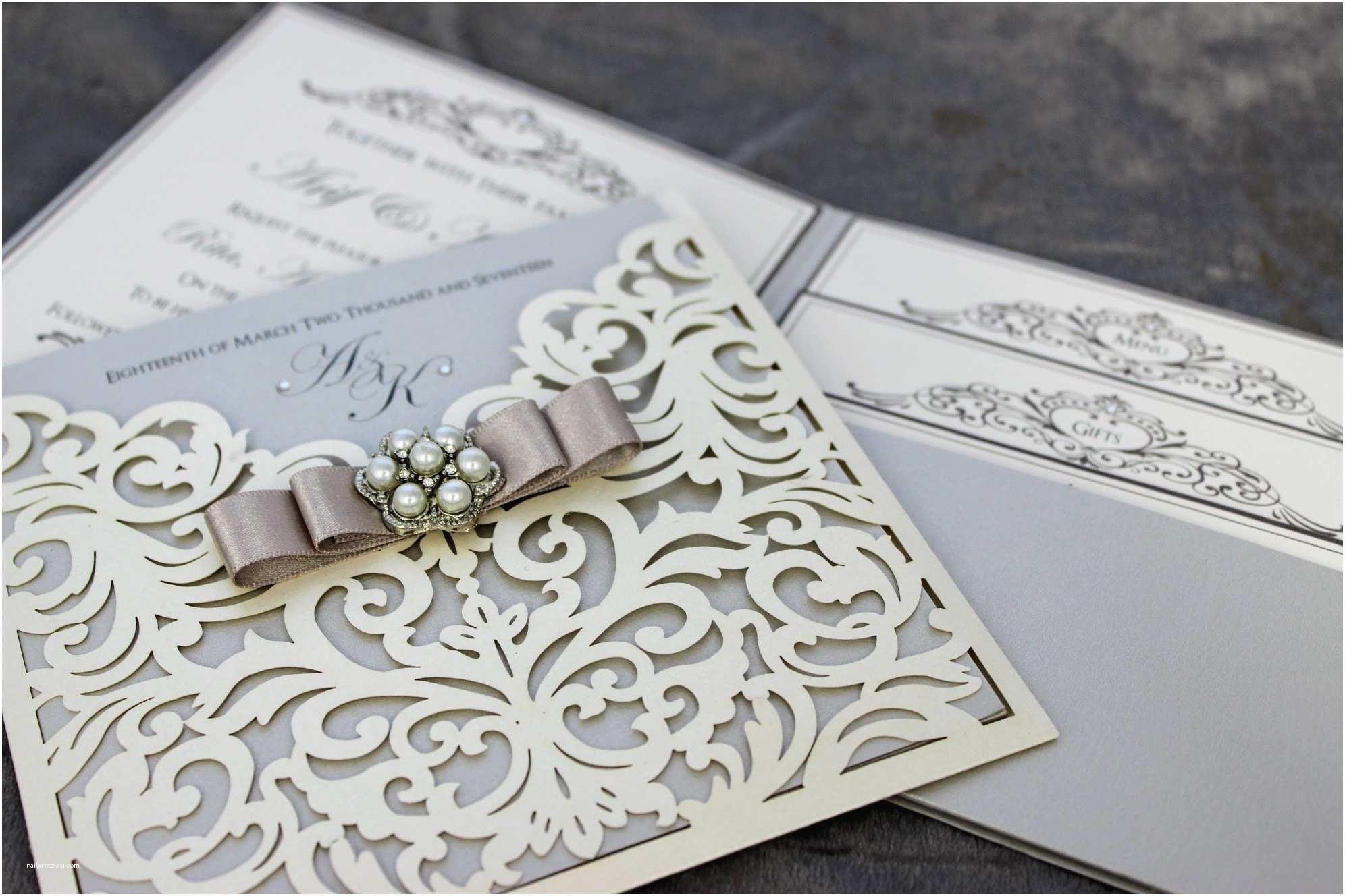 Classy Wedding Invitations Elegant Wedding Invitations