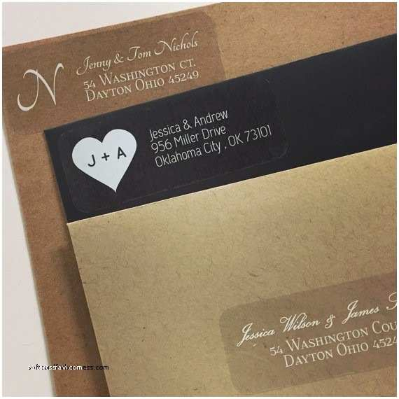 Clear Address Labels For  Invitations  Invitation Beautiful Clear Labels