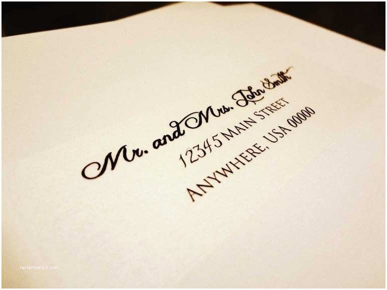 Clear Return Address Labels For Wedding  Avery Clear Address Labels For Wedding