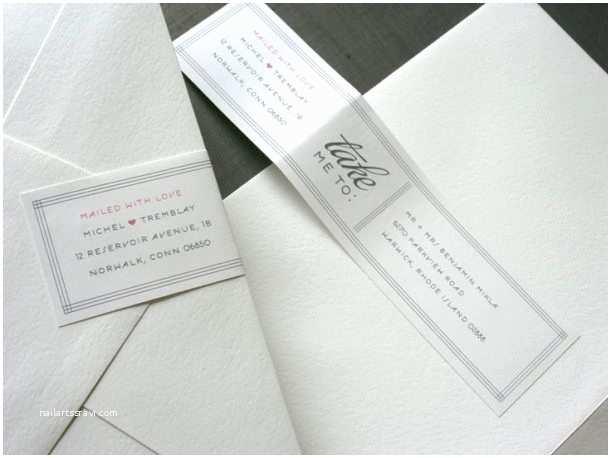 Clear Return Address Labels For Wedding  Labels For Wedding