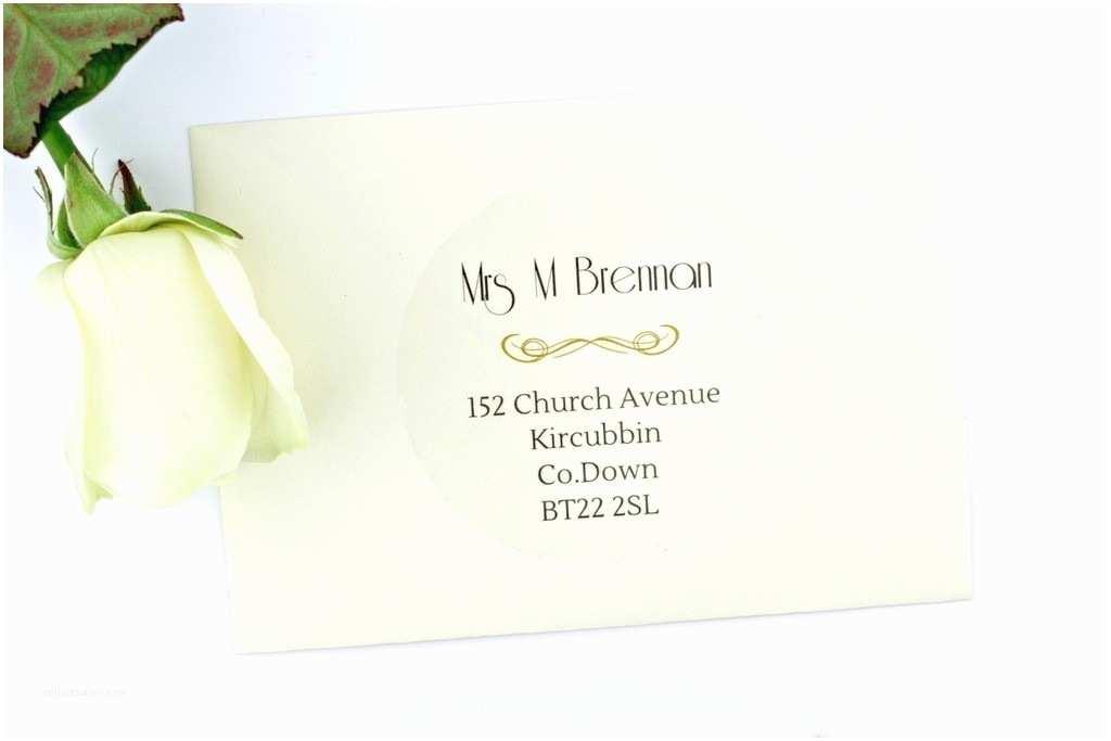 Clear Return Address Labels for Wedding Invitations Return Address Labels Wedding Rsvp Love Storey