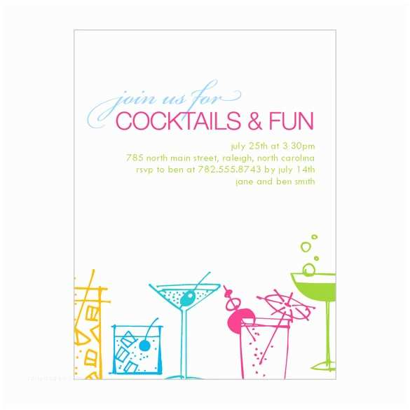 Cocktail Party Invitation Wording Cocktail Invitation Template Invitation Template