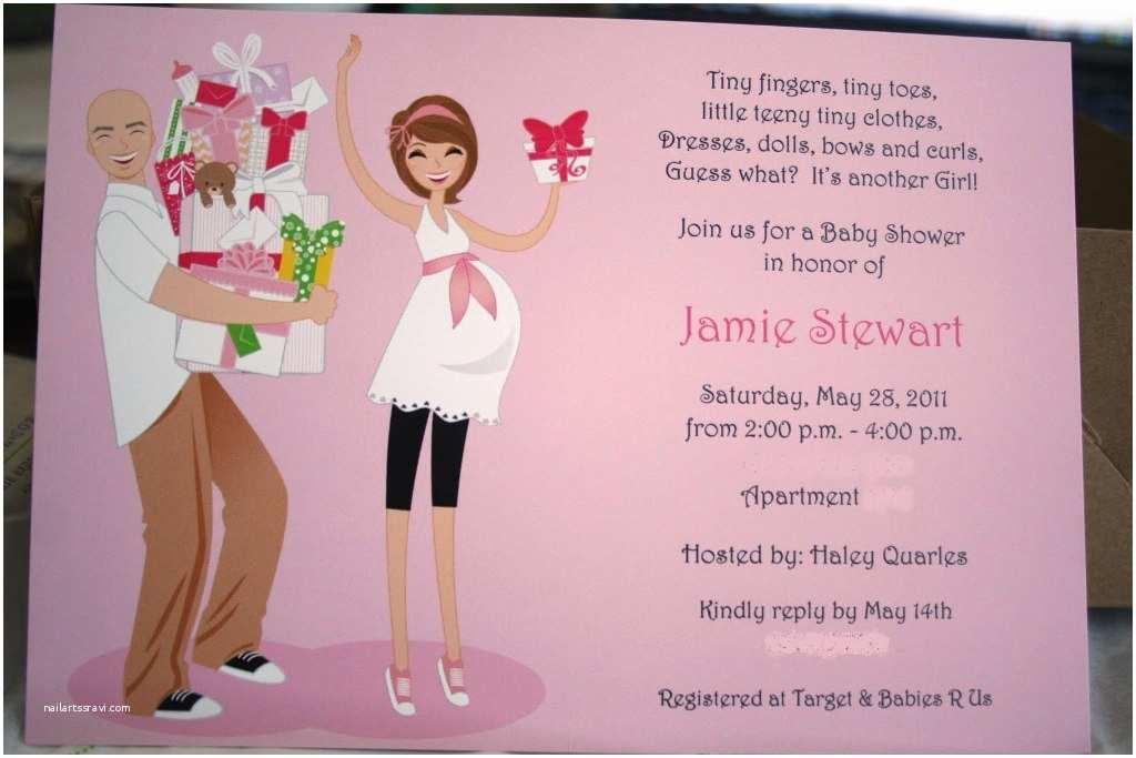 Coed Baby Shower Invitation Wording Funny Baby Shower Invitations Wording Ideas Party Xyz