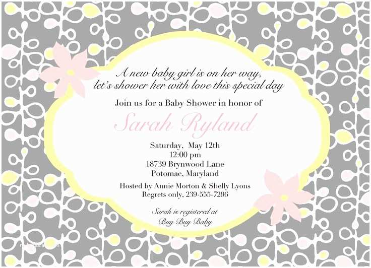 Coed Wedding Shower Invitations Coed Baby Shower Invitation Wording
