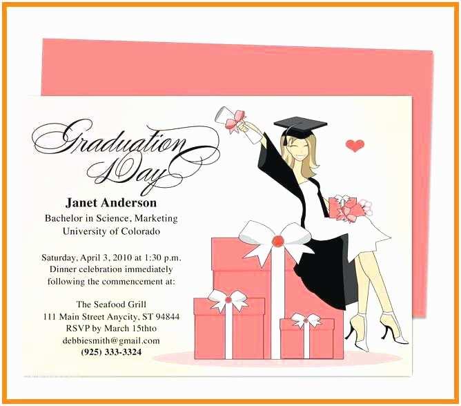 College Graduation Invitation Templates Free Graduation Invitation Templates Free Graduation