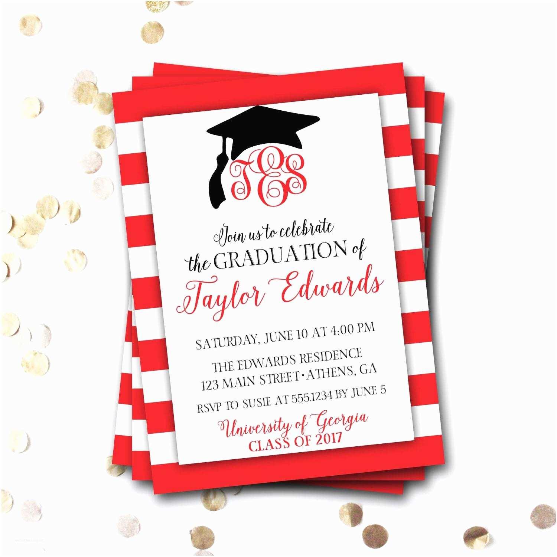 College Graduation Invitation Templates Graduation Invitation Graduation Invitation Cards