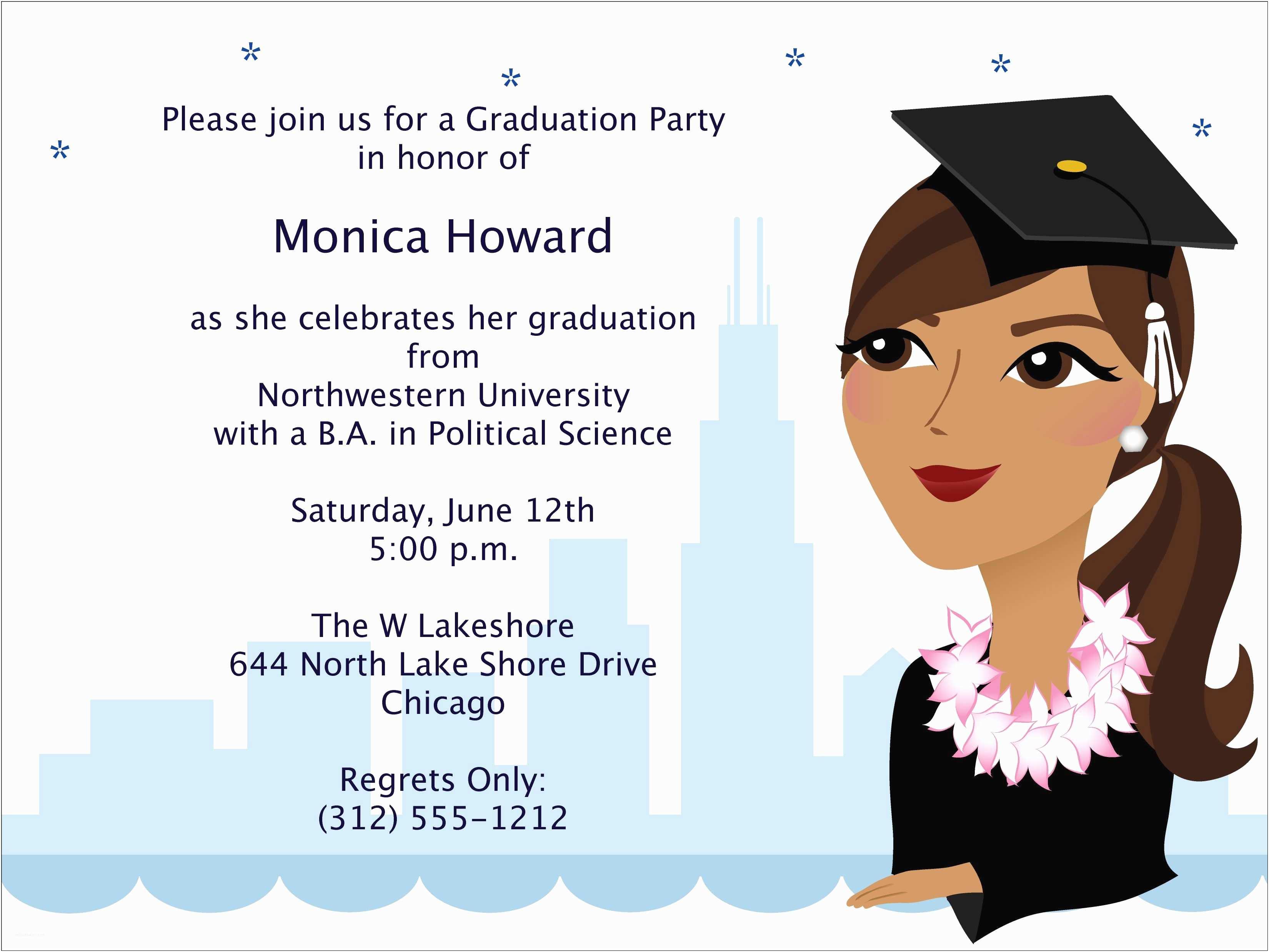 College Graduation Invitation Templates Graduation Invitation Graduation Invitation Templates