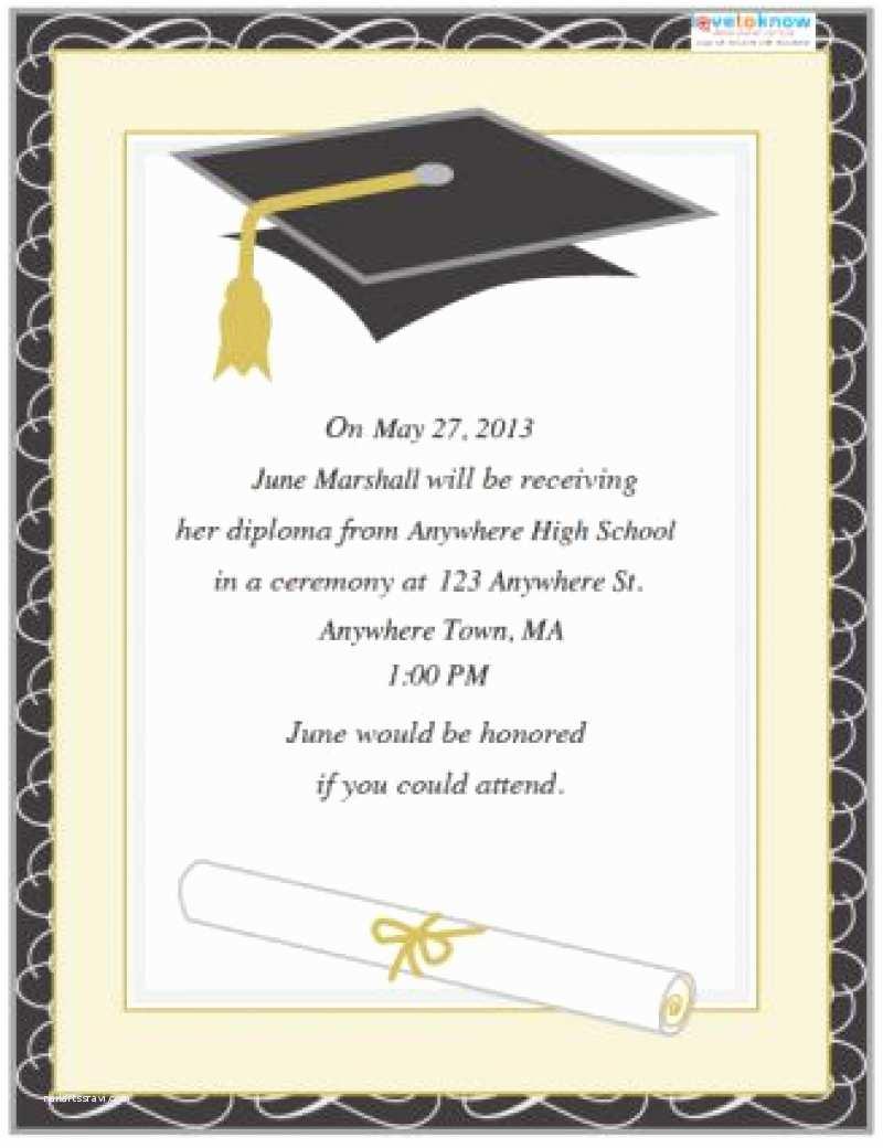 College Graduation Invitation Templates Graduation Invitations Templates Free Download