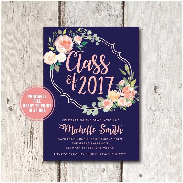 College Graduation Invitations Best 25 High School Graduation Invitations Ideas On