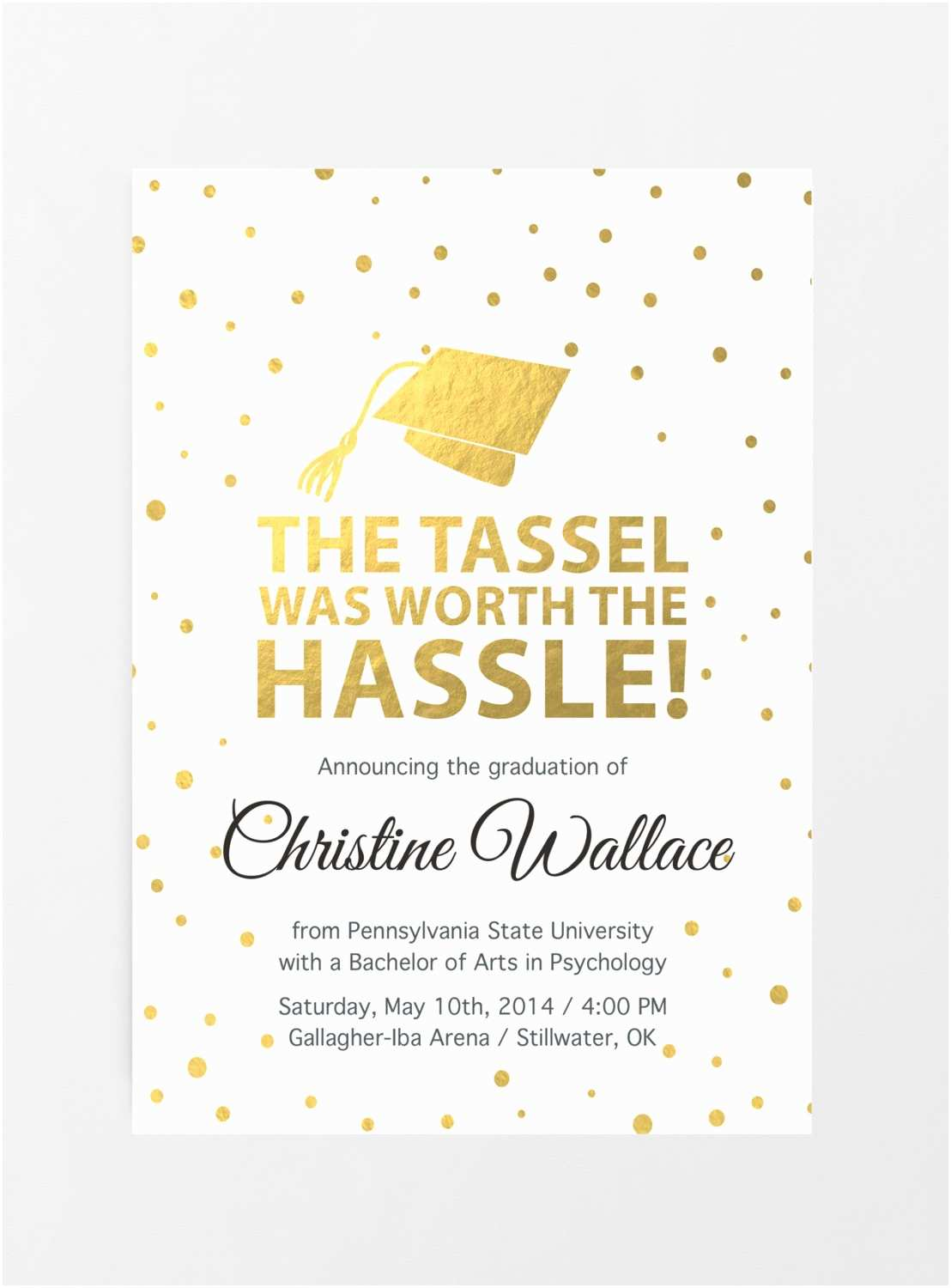 College Graduation Party Invitation Wording Printable Graduation Invitation Graduation Announcement