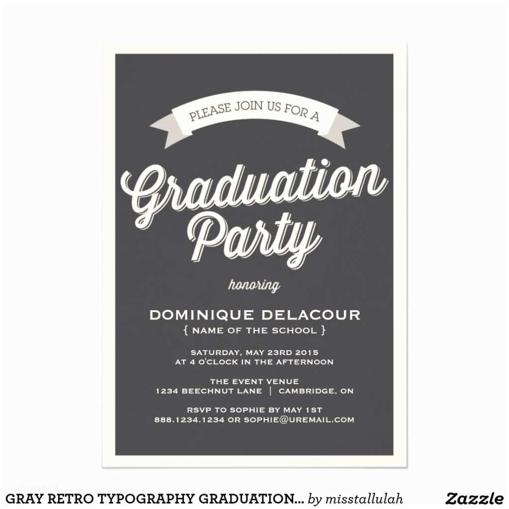 College Graduation Party Invitations Unique Ideas for College Graduation Party Invitations