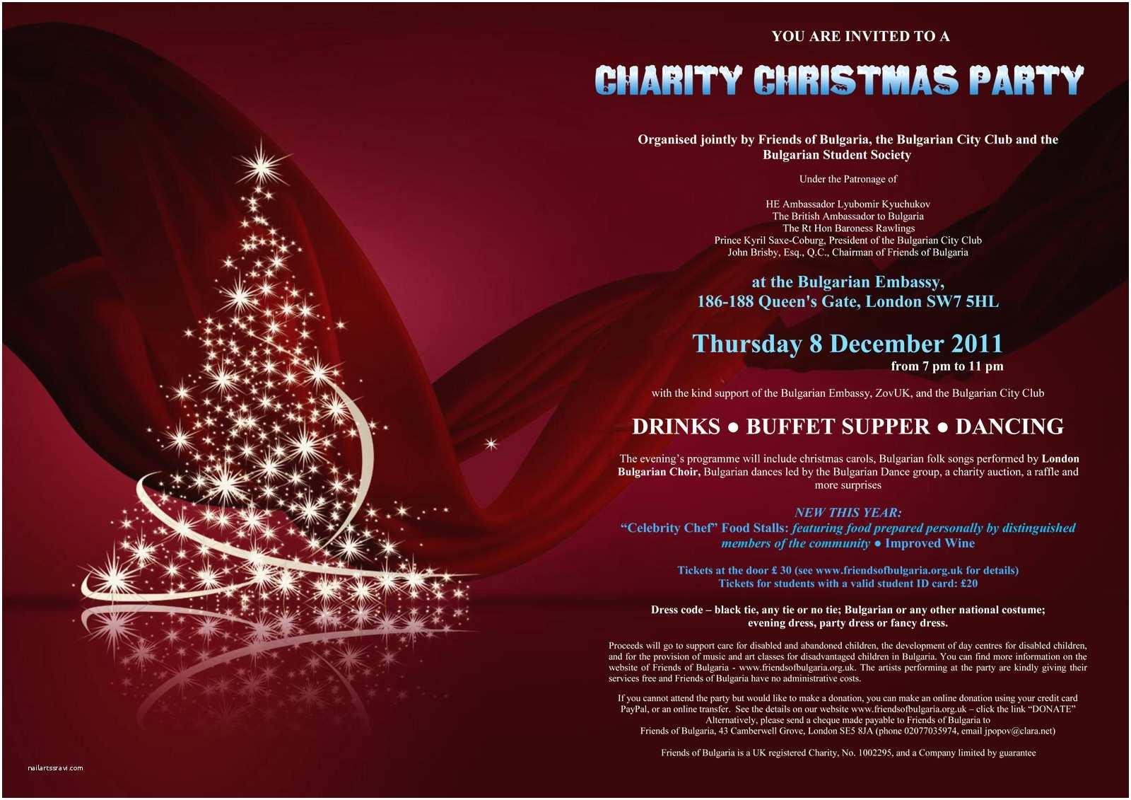 Company Christmas Party Invitations Pany Christmas Party Invitations
