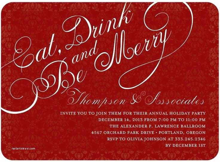 Company Holiday Party Invitation 11 Best Corporate event Invitations Images On Pinterest