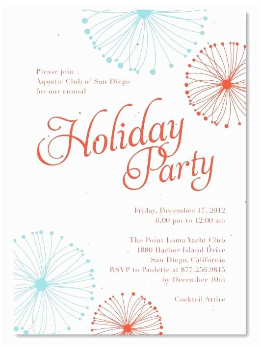 Company Holiday Party Invitation 31 Best Images About Plantable Gala Business Invitations