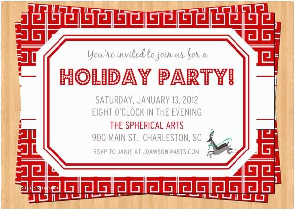 Company Holiday Party Invitation 52 Party Invitation Designs & Examples Psd Ai Eps Vector