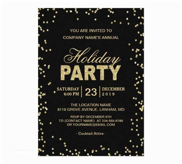 Company Holiday Party Invitation Invitation Wording for Corporate Holiday Party Gallery