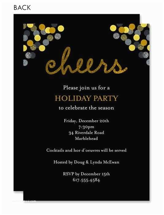 Company Holiday Party Invitation Pinterest • the World's Catalog Of Ideas