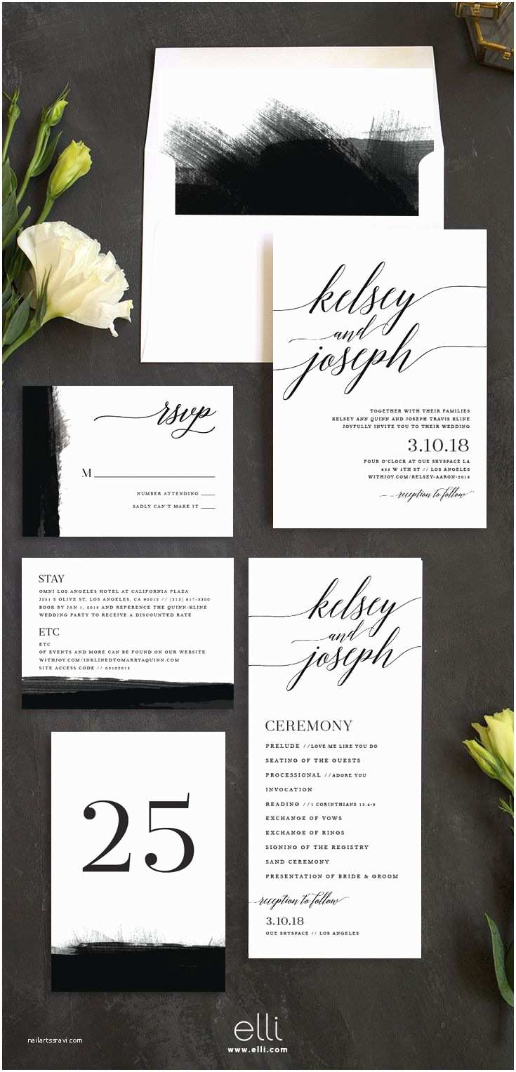 Contemporary Wedding Invitations Best 25 Modern Wedding Invitations Ideas On Pinterest