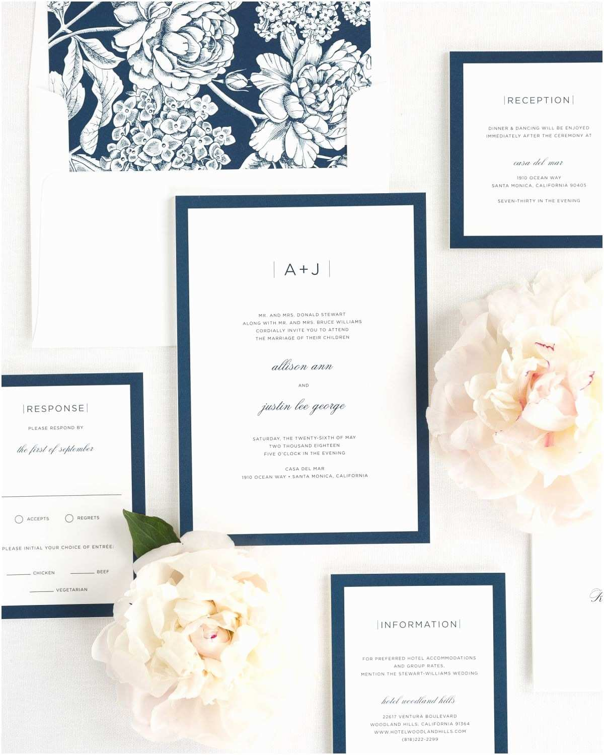 Contemporary Wedding Invitations sophisticated Modern Wedding Invitations Wedding