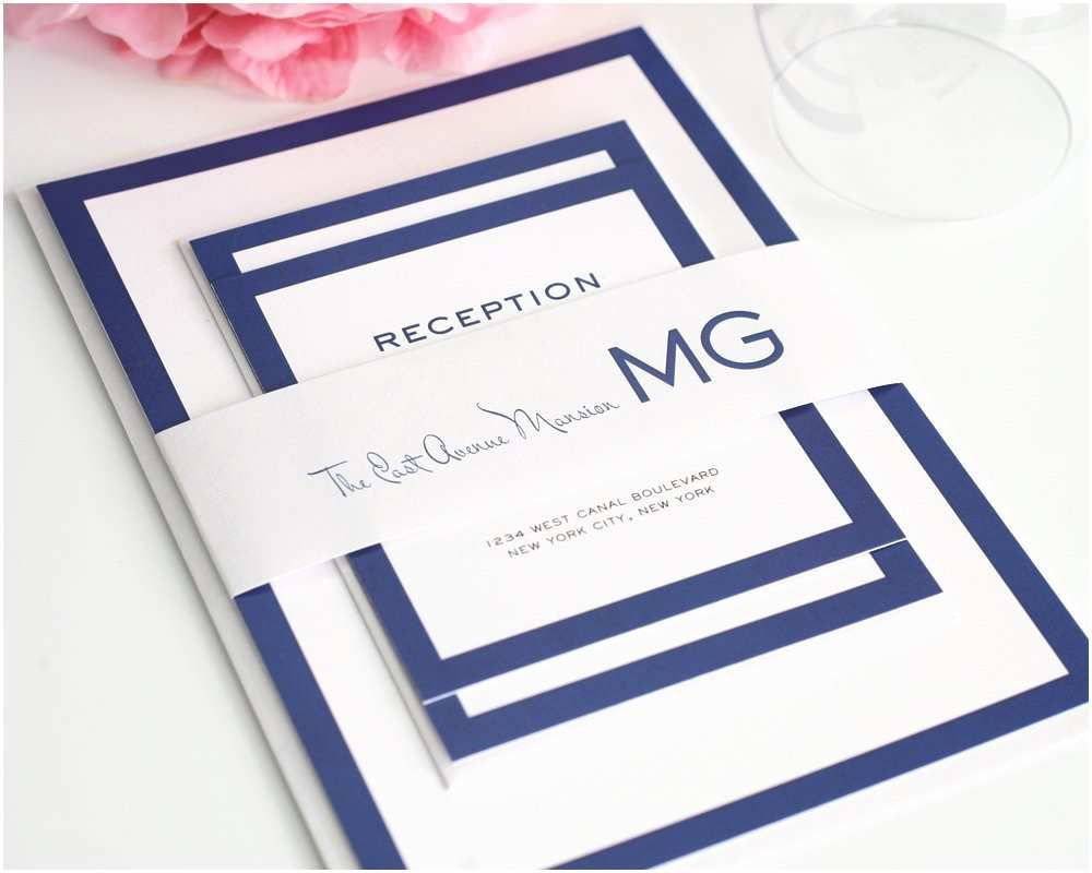 Contemporary Wedding Invitations top 10 Modern Wedding Invitations – Wedding Invitations