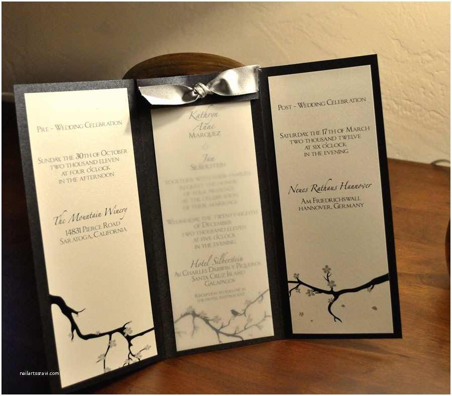 Contemporary Wedding Invitations Weddings Sleepy Hedgehog Press
