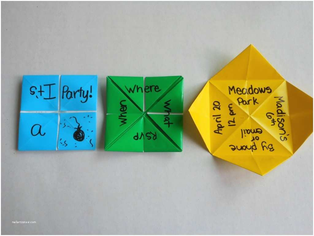Cool Birthday Invitations Creative Invitation Ideas For